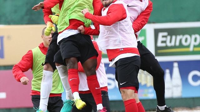 Antalyaspor'da Medipol Başakşehir maçının hazırlıkları