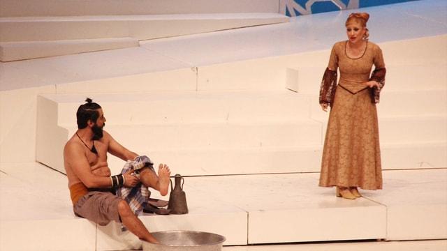 ANTDOB'da Saraydan Kız Kaçırma operası