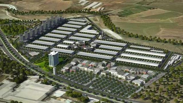 Avrupa'nın en büyük otomotiv merkezi Otonomi bugün açılıyor