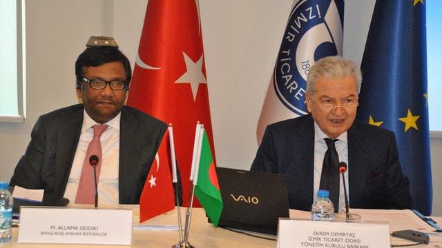 Bangladeş Ticaret ve Yatırım Potansiyeli Toplantısı