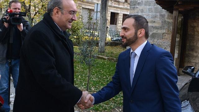 Büyükelçi Koç'tan Mostar'a ziyaret