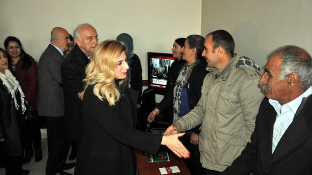 CHP heyeti Muş'ta