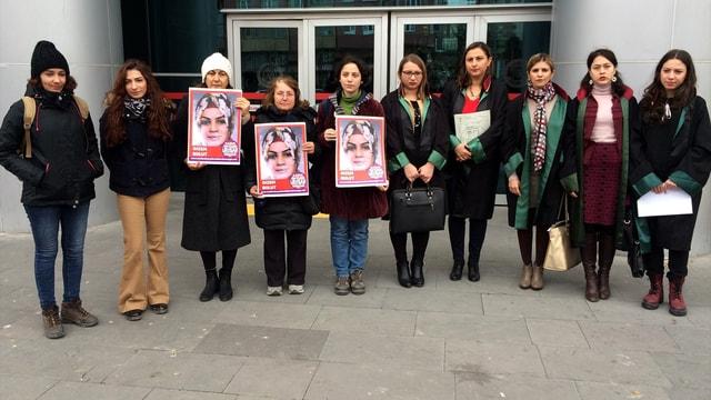 Eskişehir'deki cinayet davası