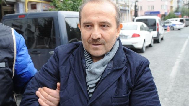 FETÖnün Orta Karadeniz bölge imamı yakalandı