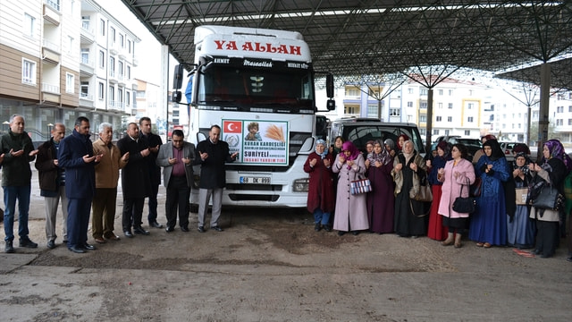 Halep'e yol açın kampanyası