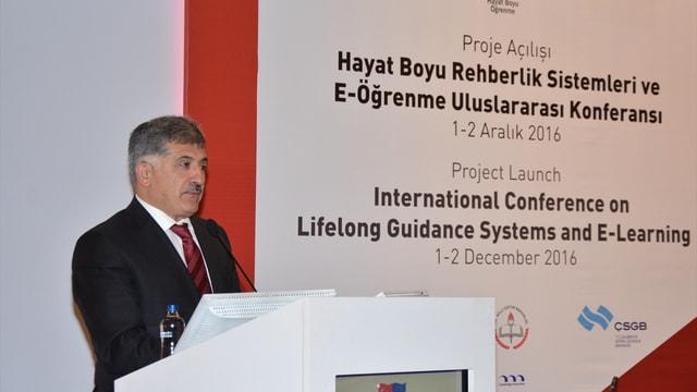 Hayat Boyu Rehberlik Sistemleri ve e-Öğrenme Uluslararası Konferansı