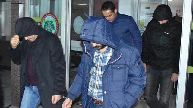 Konyada 14 subay ve astsubay tutuklandı