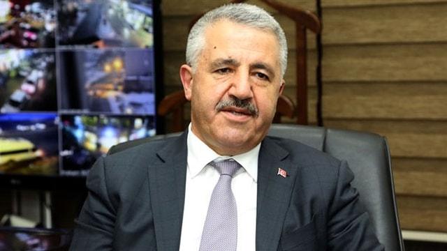 Haberleşme Bakanı Arslan: Mobil abone sayısı 74,5 milyona ulaştı
