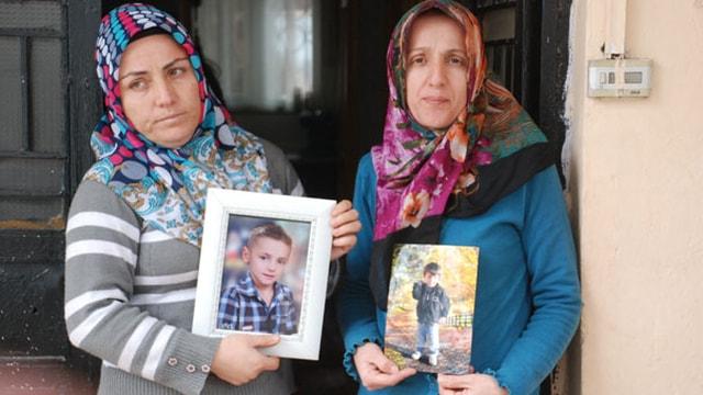 Tokat Reşadiyede 1 yıl önce kaybolan çocuklar hala bulunamadı