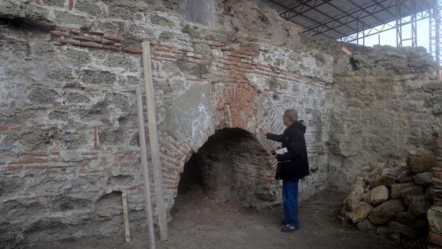 Tarihi Şengül Hamamı restore edilecek