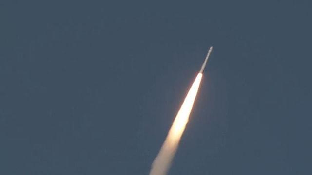 GÖKTÜRK-1 fırlatıldı