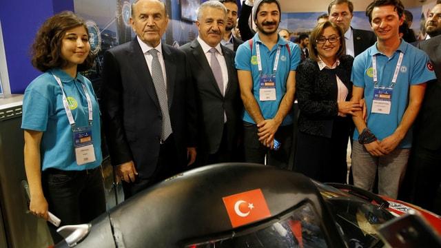 Transist 2016 İstanbul Ulaşım Kongresi ve Fuarı açılışı
