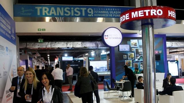Transist İstanbul Ulaşım Kongresi ve Fuarı