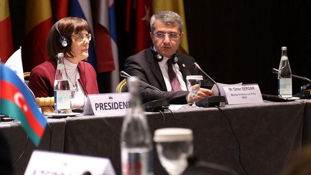 Türkiye KEİPA Dönem Başkanlığı'nı devraldı