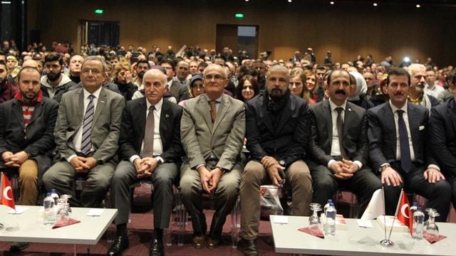 15 Temmuz Süreci ve Darbenin Kayıp Saatleri konferansı