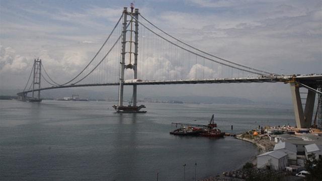 Osmangazi Köprüsündeki indirim mahkemeye taşındı