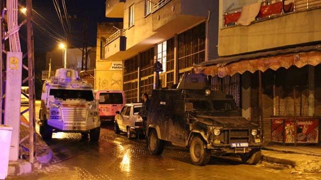 Siirtte saldırı hazırlığındaki 2 kadın PKKlı etkisiz hale getirildi