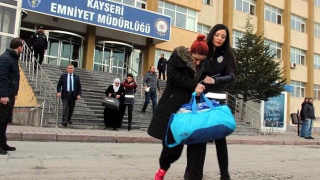 Kayseride düzenlenen bombalı saldırıya ilişkin 20 kişi tutuklandı