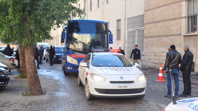 Adanada FETÖ davasında 5 subay için müebbet hapis istendi