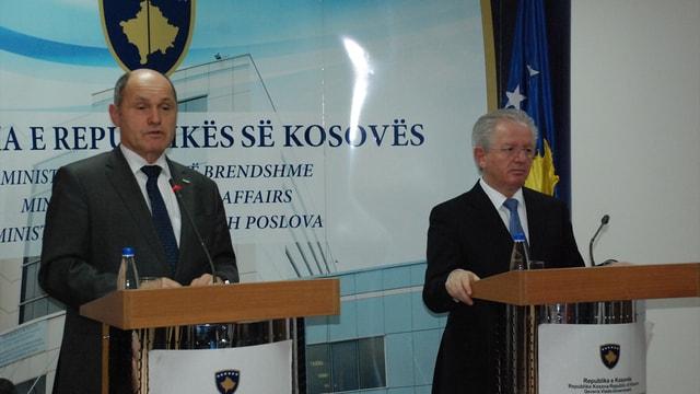 Avusturya'dan Kosova'ya Interpol desteği