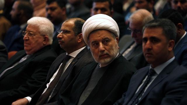 ''Bağdat Diyaloğu'' Konferansı