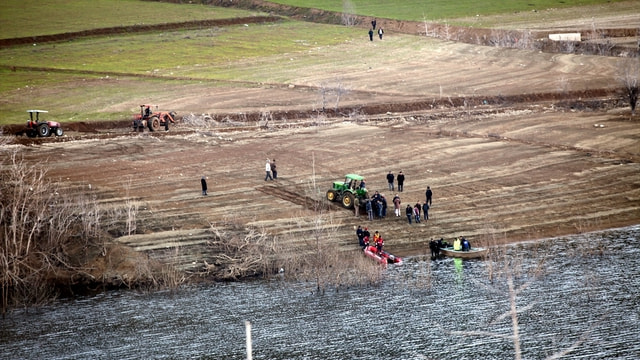 GÜNCELLEME- Bolu'da kaybolan iki kişiyi arama çalışması