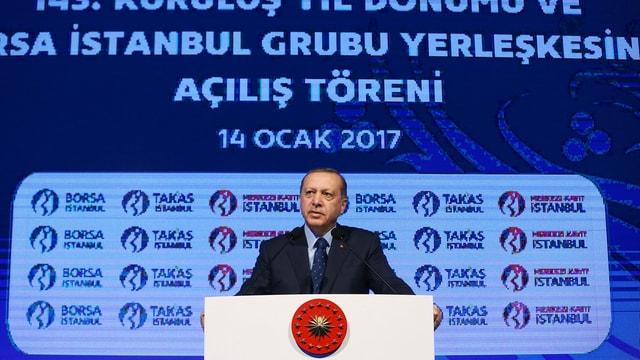 Borsa İstanbul hizmet binaları açılış töreni
