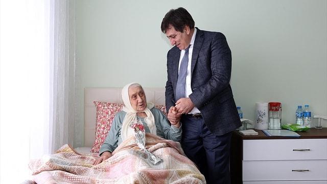 Bursa'da Evsizler Misafirhanesi açıldı