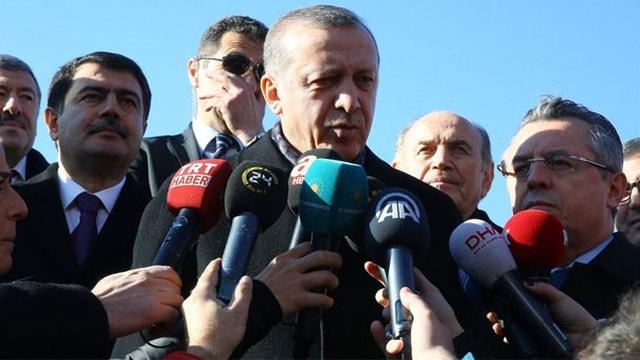 Cumhurbaşkanı Erdoğan: Parlamento çalışamaz hale gelirse erken seçim düşünülür