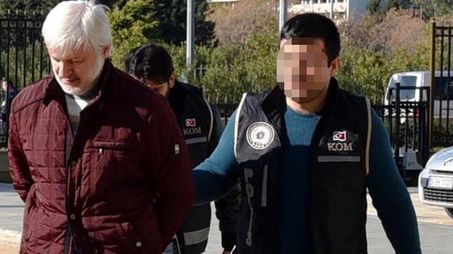 Cumhurbaşkanı Erdoğanın koruma müdürü FETÖden tutuklandı