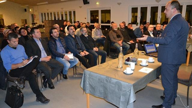 Danimarka'da iş adamlarına Türkiye'de Yatırım Fırsatları anlatıldı
