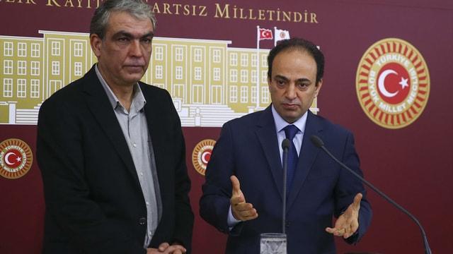 HDP Şanlıurfa Milletvekili Baydemir: