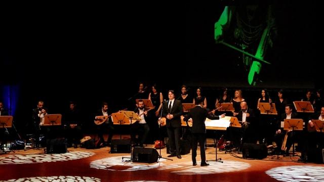 Hırçın Dalgalardan Kemençe Tellerine Karadeniz Bölgesi konseri