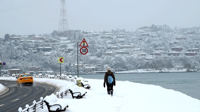 66 yılın rekoru! İstanbulda yarın okullar tatil mi?