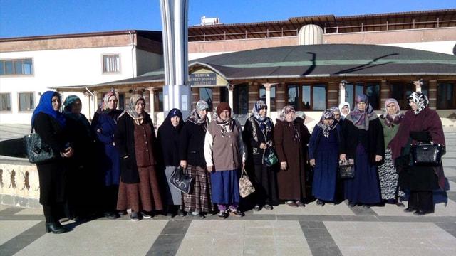 Kilis'te 'Büyüklerimiz Yalnız Değil' projesi