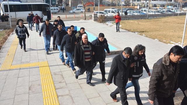 Kırşehirdeki FETÖ/PDY operasyonu: 40 gözaltı