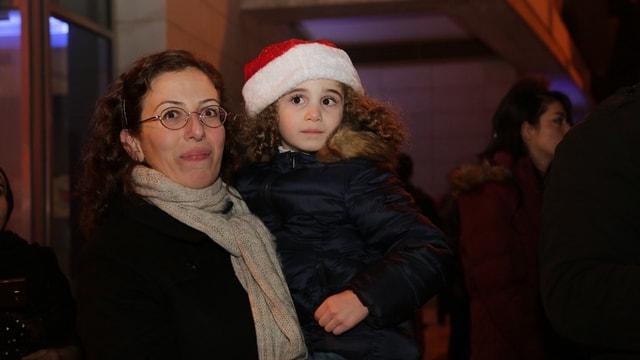 Lübnan'da yılbaşı kutlamaları