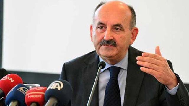 Müezzinoğlu: Kamudan 135 bin 356 FETÖcü ihraç edildi