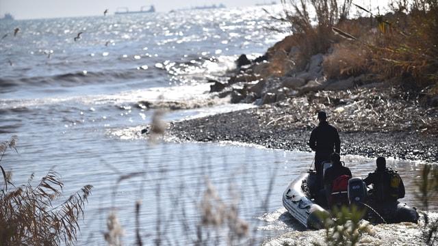 Mersin'deki sel kayıplarının aranmasında 14. gün