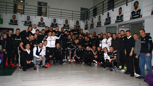 Olcay Şahan, Beşiktaş'a veda etti