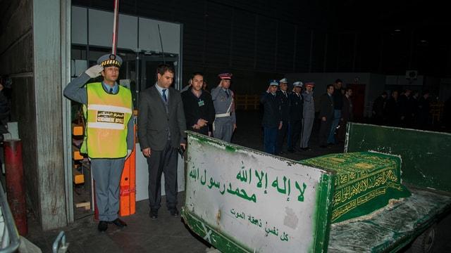 Ortaköy saldırısında ölen iki Faslının cenazesi ülkelerine ulaştı