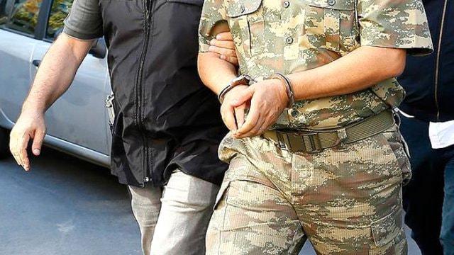 ByLock kullandığı tespit edilen 84 asker daha tutuklandı