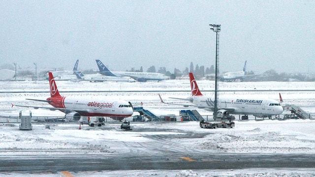 Atatürk Havalimanında uçuşlar normale döndü