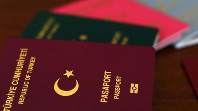 Türkiyeden ev alan yabancıya vatandaşlık verilecek!