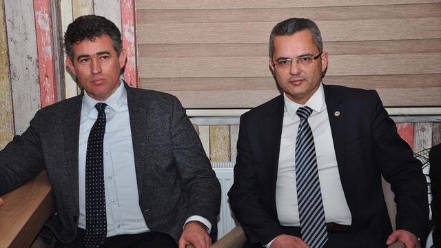Türkiye Barolar Birliği Başkanı Feyzioğlu: