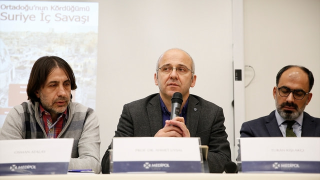 Türkiye'nin Suriye politikası devletin ulusal çıkarlarıyla alakalı