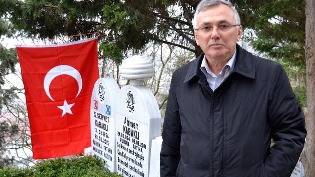 Ahmet Kabaklı vefatının 16. yılında anıldı