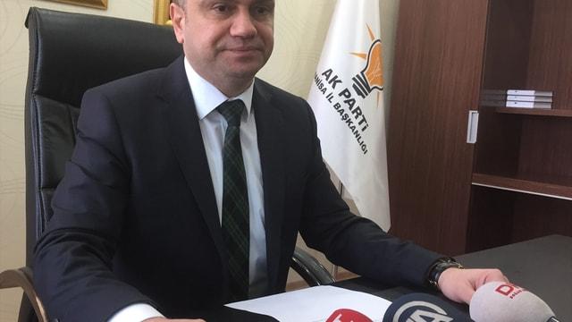 AK Parti Manisa İl Başkanı Mersinli: