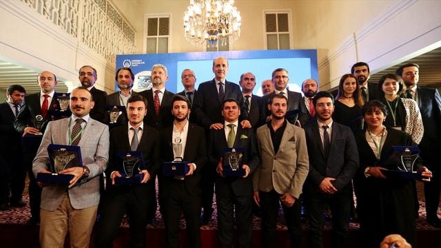 GİV 5. Girişimcilik Ödül Töreni