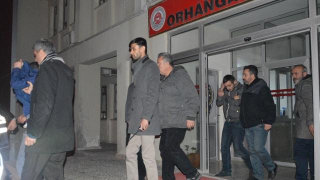 Bursa'da evden hırsızlık